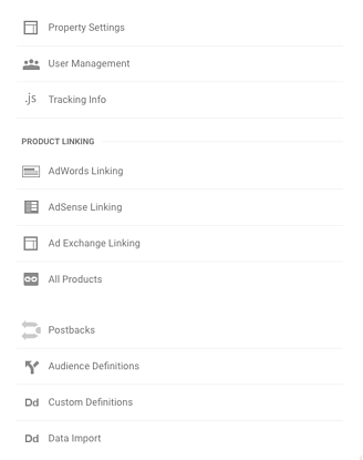 All Products in Google Analytics analytics that profit