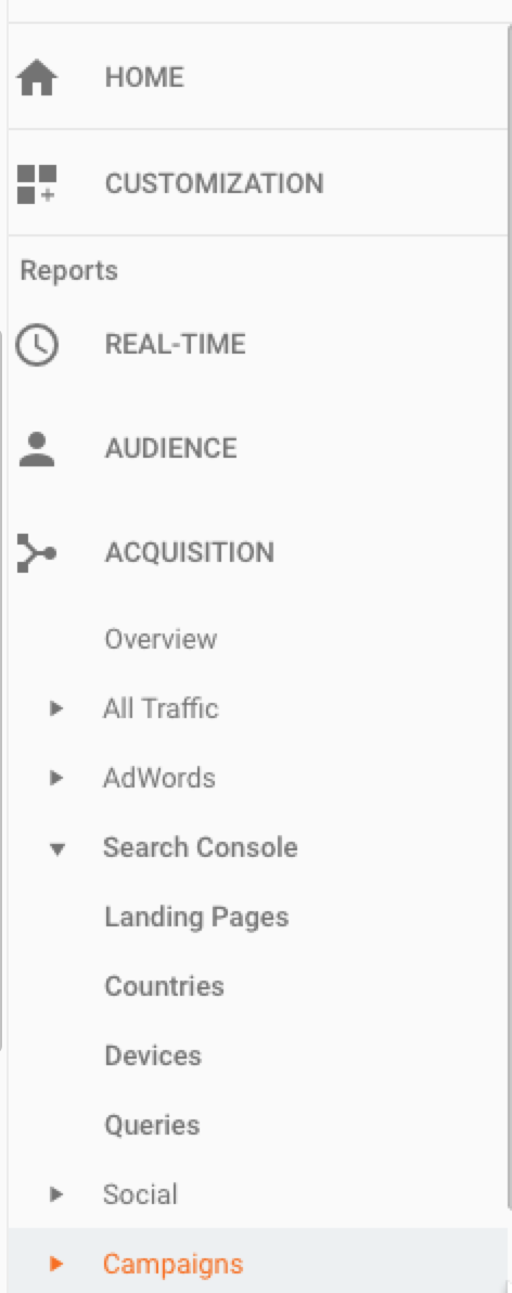 use search console analytics that profit