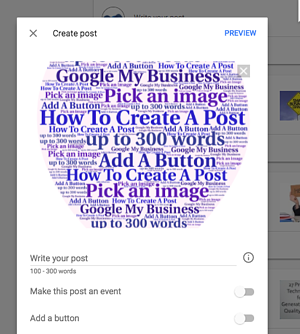 write your post how to create a post on google my business analytics that profit.png