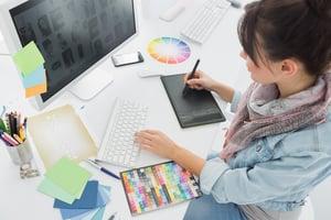 graphic design analytics that profit