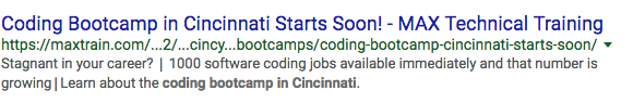 coding bootcamp in cincinnati_analytics that profit