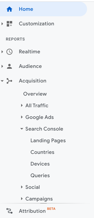 google analytics audit_search console_analytice that profit