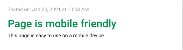 google mobile friendly_analytics that profit