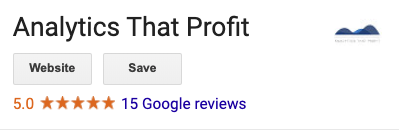 google my business reviews_analytics that profit