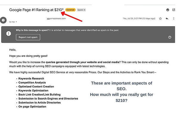 how to know if your seo is a scam _ 1st page on google_analytics that profit (1)