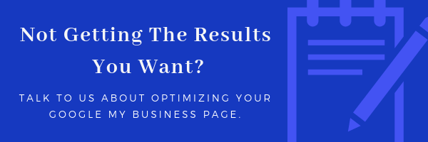 schedule a time to talk about google my business analytics that profit