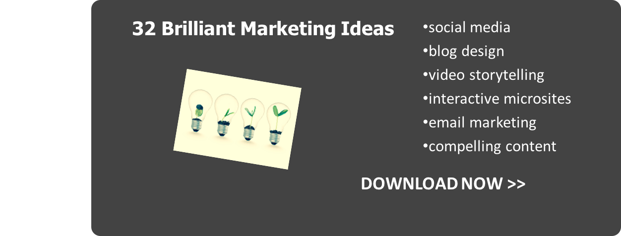 32 Brilliant Inbound marketing Ideas ebook