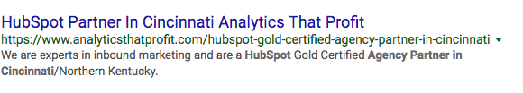hubspot partner analytics that profit