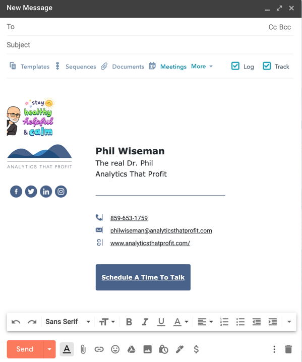 hubspot productivity hack_sequences_email_analytics that profit