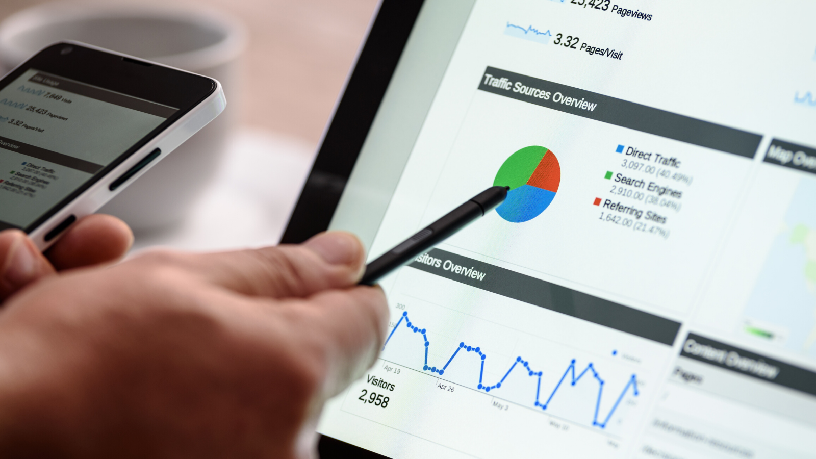 HOW TO STAY RELEVANT USING GOOGLE ANALYTICS TO IMPROVE SEO.